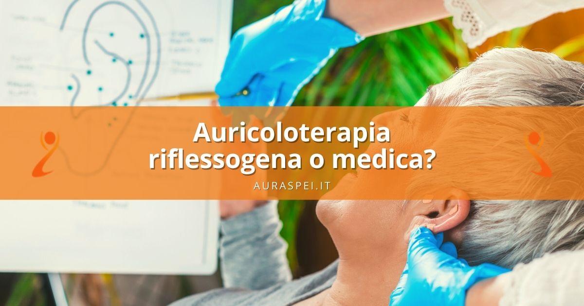 applicare auricoloterapia riflessogena