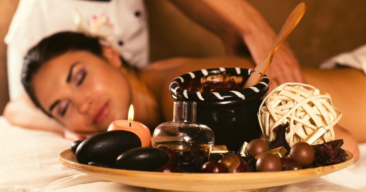 massaggio cioccolato verona