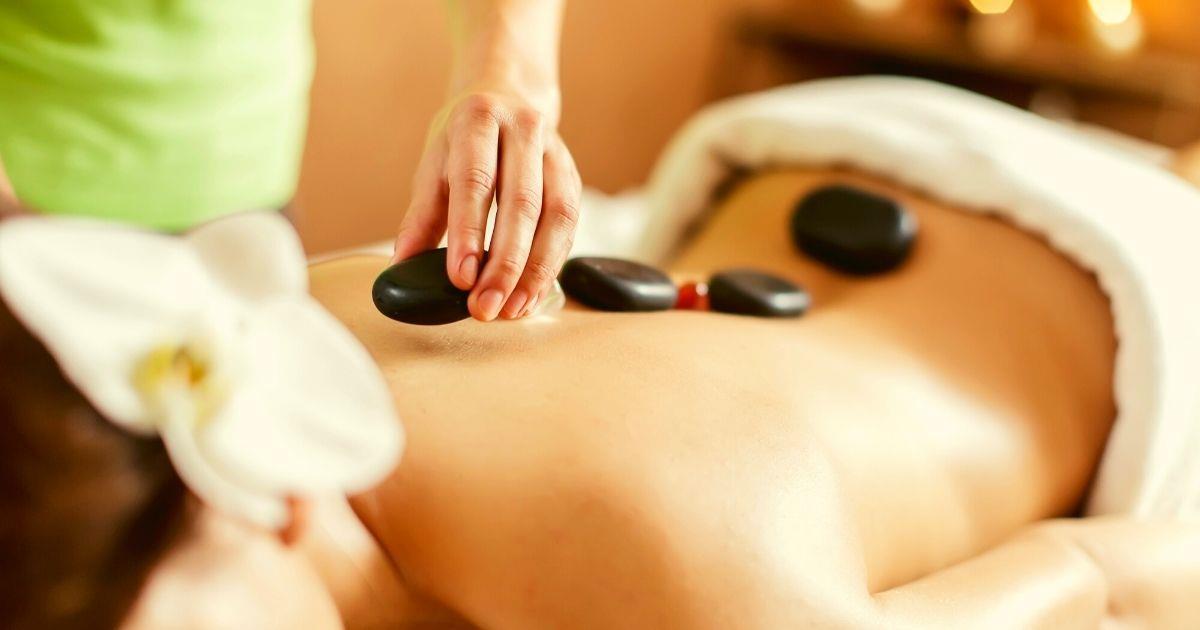 stone massage verona