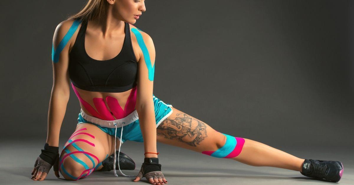 taping elastico verona