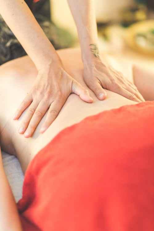 massaggio svedese classico