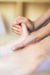 riflessologia del piede verona